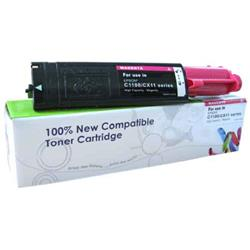 Alpa-Cartridge Remanufactured Epson C1100 Magenta Toner S050188