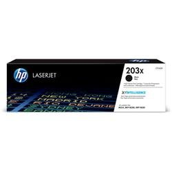 Hewlett Packard [HP] No. 203X Laser Toner Cartridge Page Life 3200pp Black Ref CF540X