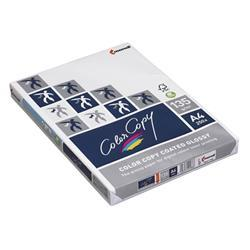 Color Copy Paper A4 135gsm FSC Glossy Ref 24872 [Pack 250]