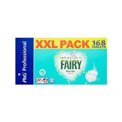 Fairy Non-Bio Washing Tablets Ref 1012109 [Pack 168]
