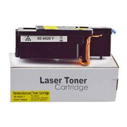 ALPA-CArtridge Remanufactured Xerox Phaser 6020 Yellow Toner 106R02758