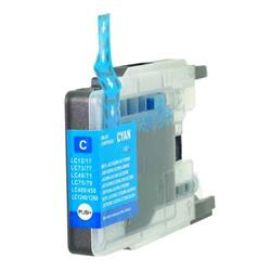 Alpa-Cartridge Compatible Brother Cyan Ink Cartridge LC1240C also for LC1280C LC1220C