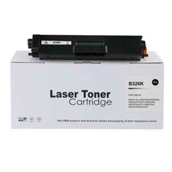 Alpa-Cartridge Compatible Brother HLL8250 Hi Yield Black Toner TN326BK