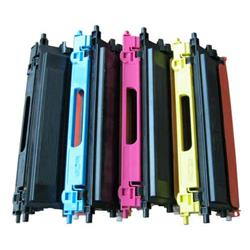 Alpa-Cartridge Remanufactured Brother Hi Yield Yellow Toner TN135Y also for TN130