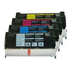 ALPA-CArtridge Remanufactured Lexmark C734 Yellow Toner C734A2YG