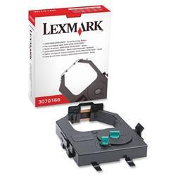 Lexmark Ink Ribbon Black Ref 3070166