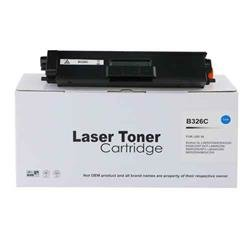 Alpa-Cartridge Compatible Brother HLL8250 Hi Yield Cyan Toner TN326C