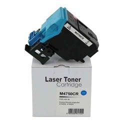 ALPA-CArtridge Remanufactured Konica Minolta 4750 Cyan Toner A0X5451