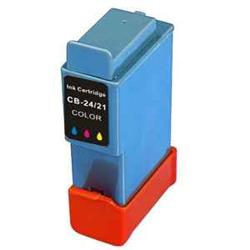 Alpa-Cartridge Compatible Canon 24C Colour Ink Cartridge BCI-21C BCI-24C