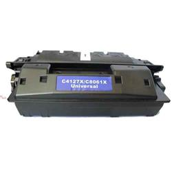 Alpa-Cartridge Remanufactured HP Laserjet 4000 Hi Yield Black Toner C4127X also for Brother TN9500