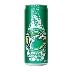 Perrier Sparkling Water 33cl Can [Pack 24] Ref 11648958