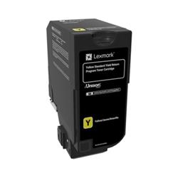 Lexmark CS720 Series Toner RP Yellow Ref 74C2SY0