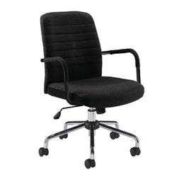 Jemini Soho Black Chair Ref KF74823