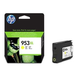 HP 953XL (Yield 1,600 Pages) High Yield Yellow Original Ink Cartridge
