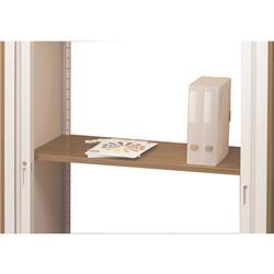 Arista Adjustable Wooden Beech Shelf Ref TKWSBE