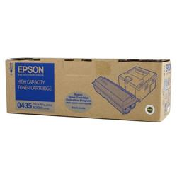 Epson AcuLaser M2000 Laser Toner Cartridge High Yield Page Life 8000pp Black Ref C13S050435