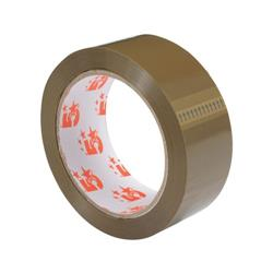 5 Star Office Packaging Tape Polypropylene 38mm x 66m Buff [Pack 12]