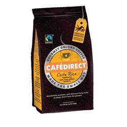 Cafe Direct Tarrazu Costa Rican Filter Coffee 227g Ref FCR0024