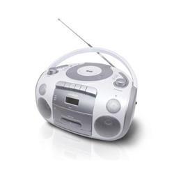 Radioregistratore Cd/Mp3 Irradio  - 32X16,2X23 Cm - 213210011