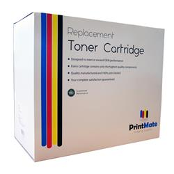 PrintMate HP Compatible C9722A (Yield 8000 Pages) Toner Cartridge for HP Colour LaserJet 4600/4600DN/4600DTN/4600HDN /4600N Printers