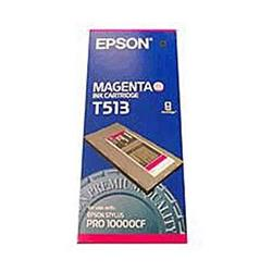 Epson T513 Magenta Pigment Ink Cartridge for Pro 10000CF