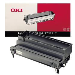 OkI Laser EP Cartridge 30000pp Black for OP20n Ref 5143 41019502