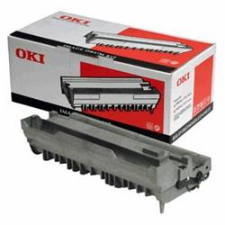 OKI Image Drum (Black) for OkiPage/OkiLaser/OkiFax Machines (Yield 20,000 pages)