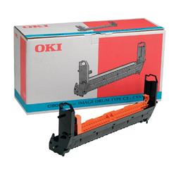 OKI Laser Drum Page Yield 39000pp for C9200 C9400 Cyan Ref 41514711