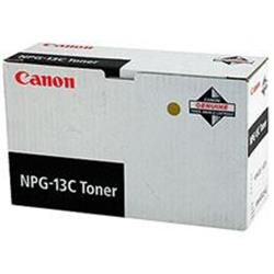 Canon NPG-13 (Black) Toner Cartridge (Yield 9,500 Pages)