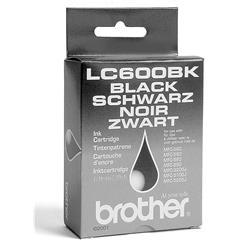 Brother Inkjet Cartridge Black for MFC580 MFC590 Ref LC600BK