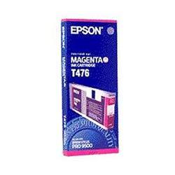 Epson T476 Magenta Ink Cartridge for Stylus Pro 9500