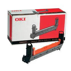 OKI Laser Drum for C9200 400 Black Ref 41514712