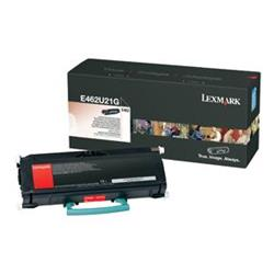 Lexmark Black Extra High Yield Toner Cartridge (Yield 18,000 Pages) for E462 Mono Laser Printer