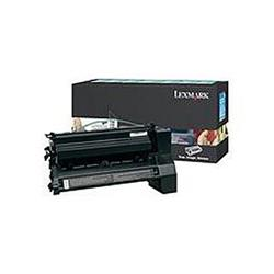 Lexmark C780, C782 Black High Yield Print Cartridge (Yield 10,000 Pages)