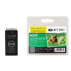 Jet Tec HP Compatible HP339/8767EE (30ml) High Capacity Remanufactured Inkjet Cartridge