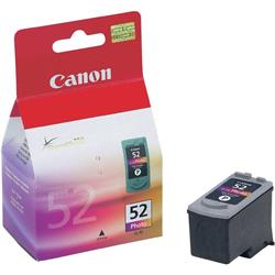 Canon CL-52 Photo Cartridge for PIXMA iP6210D/iP6220D Ref 0619B001