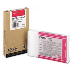 Epson T603B Magenta (220ml) Ink Cartridge for Stylus Pro 7800/9800 Printers
