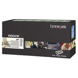 Lexmark C752/C752L/C760 Black 6k Return Program Laser Toner Print Cartridge Ref 15G041K