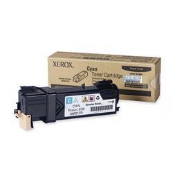 Xerox 106R01278 Cyan Laser Toner Cartridge for Phaser 6130 Ref 106R01278