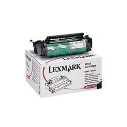 Lexmark Laser Toner Cartridge Black for Optra M410 Ref 4K00199