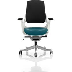 Zure Executive Chair Kingfisher Colour Seat With Arms Ref KCUP0703