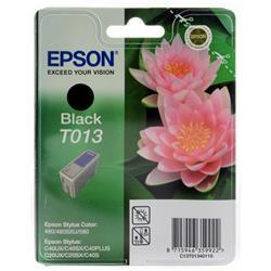 Epson Inkjet Cartridge Black for Stylus Color 480 580 Ref TO13401