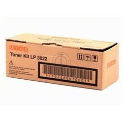 Utax Toner Cartridge (Yield 7.200 Pages) for Utax LP 3022 Mono Laser Printers
