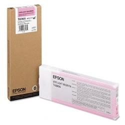 Epson T6066 Light Magenta Ink Cartridge for Stylus Pro 4880