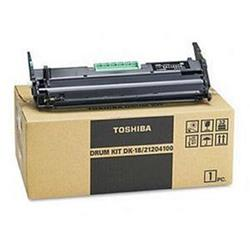 Toshiba DK-18 Laser Drum Kit Yield 20,000 Pages (Black)