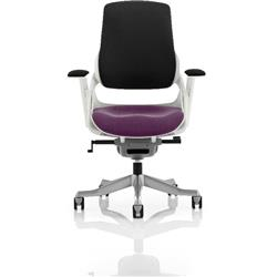 Zure Executive Chair Purple Colour Seat With Arms Ref KCUP0704