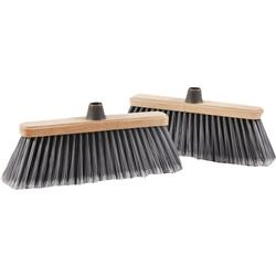 Image of Scope per pulizia esterni La Piacentina - coccia in legno - 0020B