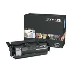Lexmark Extra High Yield Return Programme Corporate Print Cartridge (Yield 36,000 Pages) for X654/X656/X658