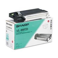 Sharp AL-100TD Toner Developer Cartridge