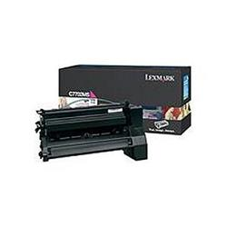 Lexmark C77X Magenta Print Cartridge (Yield 6,000)